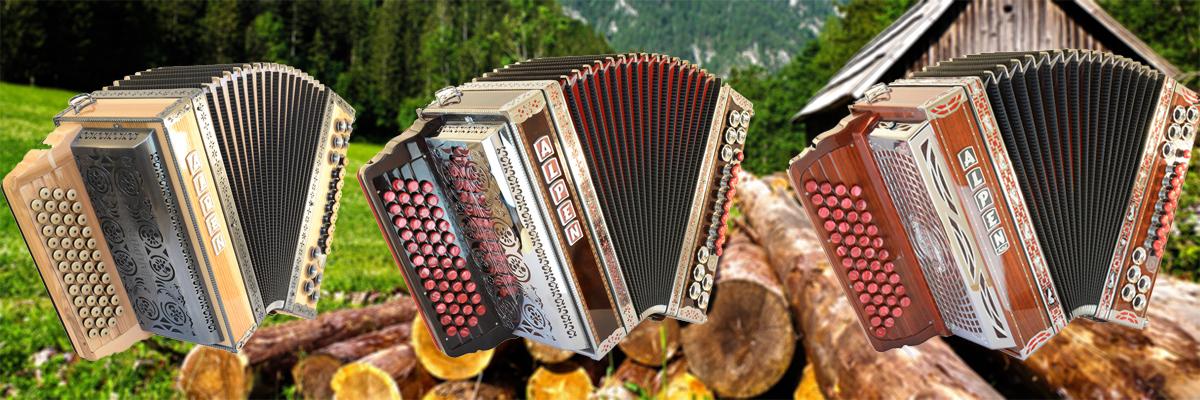 Steirisch pur - meine Steirische Harmonika